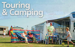 Touring and Camping at Presthaven Sands Caravan Park